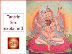 Alles over tantra - wat is tantrische seks ?